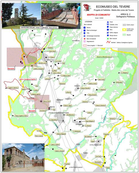 Area Mappa di Comunità 2