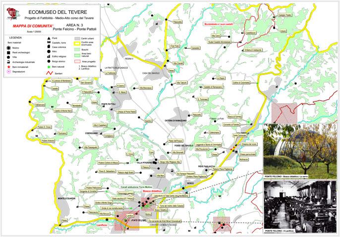 Area Mappa di Comunità 3