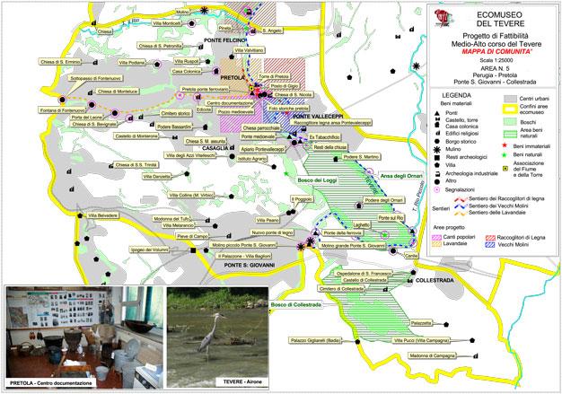 Area Mappa di Comunità 5