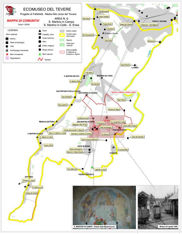 Area Mappa di Comunità 6