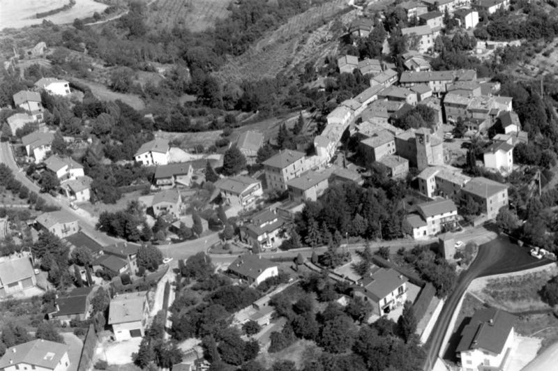 Foto panoramica di Fratticiola