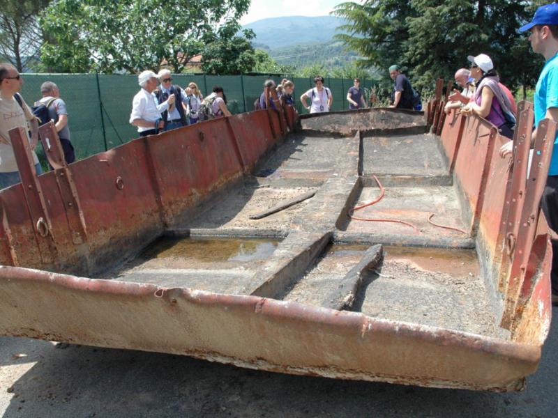 Antica barca Parlesca