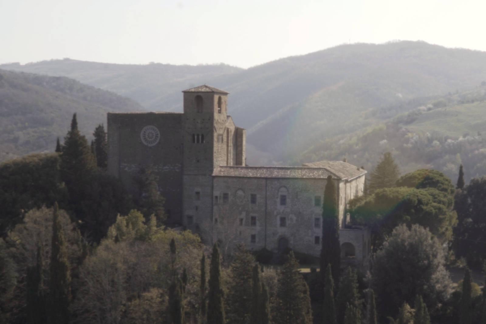 L'abbazia di Montelabate