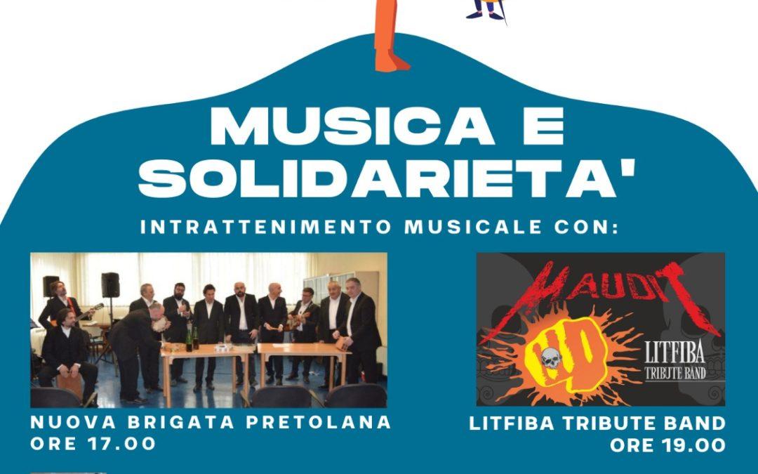 MUSICA E SOLIDARIETA' al Comitato DANIELE CHIANELLI  di Perugia
